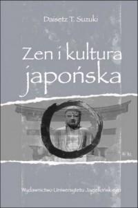 Zen i kultura japońska - okładka książki