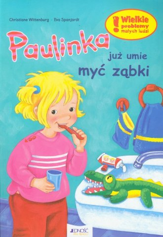 ksi��ka -  Paulinka ju� umie my� z�bki - Christiane Wittenburg