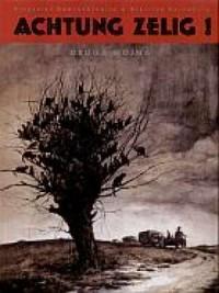 Achtung Zelig! Druga wojna - okładka książki