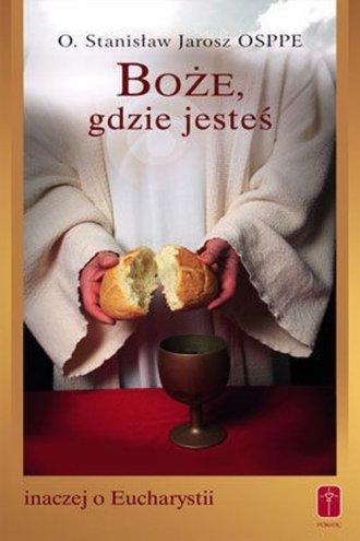 Boże, gdzie jesteś. Inaczej o Eucharystii - okładka książki