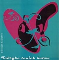 Fabryka tanich butów - okładka książki