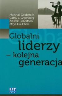 Globalni liderzy - kolejna generacja - okładka książki