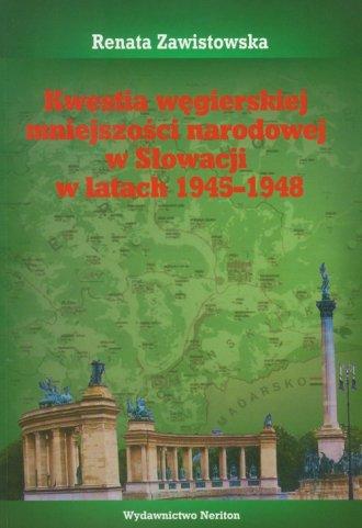 Kwestia węgierskiej mniejszości - okładka książki