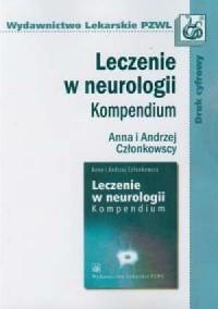 Leczenie w neurologii. Kompendium - okładka książki