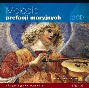 Melodie prefacji maryjnych - okładka płyty