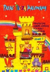 Pałac tęczą malowany - okładka książki