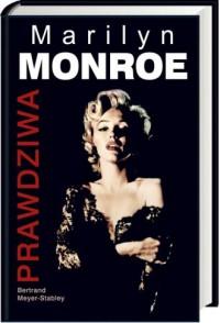 Prawdziwa Marilyn Monroe - okładka książki