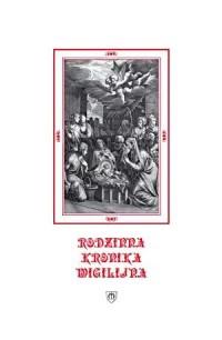 Rodzinna kronika wigilijna - okładka książki