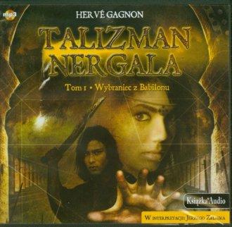 Talizman Nergala. Tom 1. Wybraniec - pudełko audiobooku