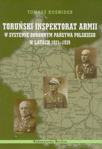 Toruński Inspektorat Armii w systemie - okładka książki
