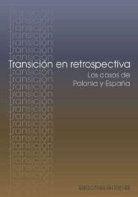 Transicion en retrospectiva - okładka książki