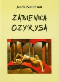 Żabienica Ozyrysa - okładka książki