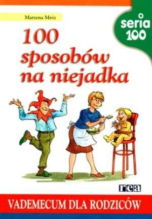 100 sposobów na niejadka - okładka książki