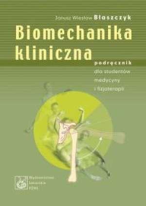 Biomechanika kliniczna - okładka książki