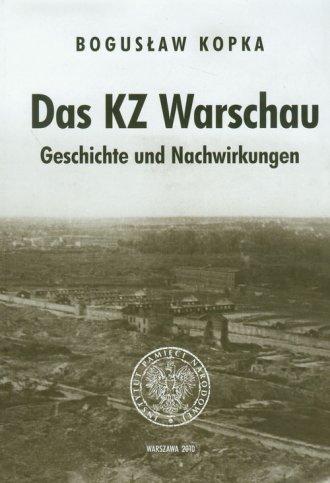 Das KZ Warschau. Geschichte und - okładka książki