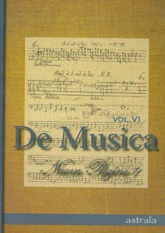 De Musica. Nuove Pagine 1. Vol - okładka książki