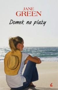 Domek na plaży - okładka książki