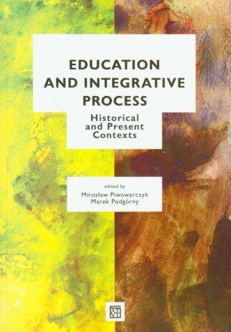 Education and integrative progress. - okładka książki