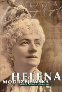 Helena Modrzejewska. Artykuły - referaty - wywiady - varia - okładka książki