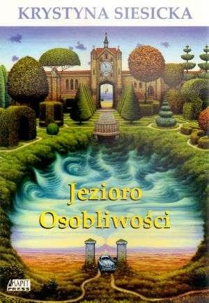 Jezioro Osobliwości - okładka książki
