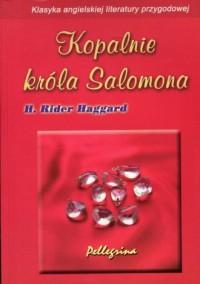 Kopalnie króla Salomona - okładka książki