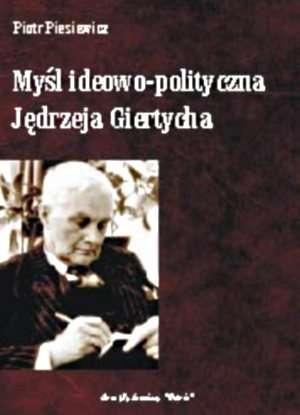 Myśl ideowo-polityczna Jędrzeja - okładka książki