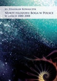 Nurty filozofii Boga w Polsce w - okładka książki