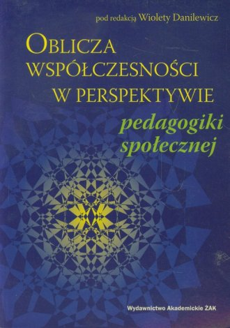 Oblicza współczesności w perspektywie - okładka książki
