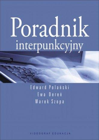 Poradnik interpunkcyjny - okładka książki