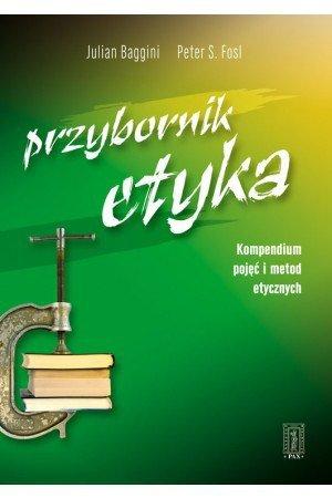 Przybornik etyka - okładka książki