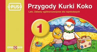 PUS. Przygody Kurki Koko - okładka podręcznika