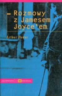Rozmowy z Jamesem Joyce em - okładka książki