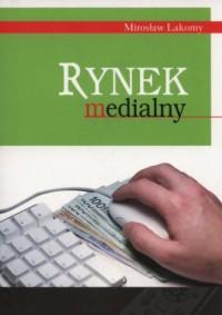 Rynek medialny - okładka książki