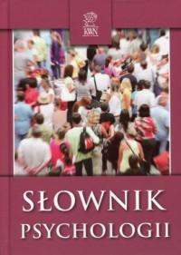 Słownik psychologii - Wydawnictwo - okładka książki