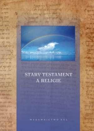Stary Testament a religie - okładka książki