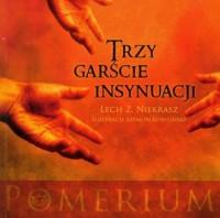 Trzy garście insynuacji - okładka książki
