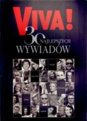 Viva. 30 najlepszych wywiadów - okładka książki