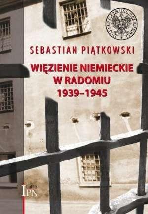 Więzienie niemieckie w Radomiu - okładka książki