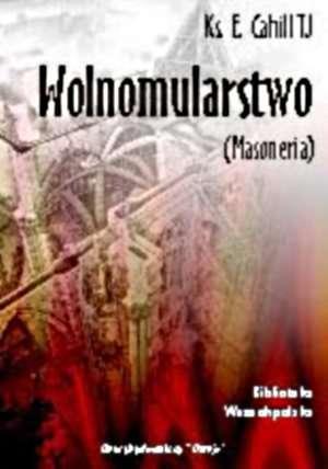 Wolnomularstwo (masoneria) - okładka książki
