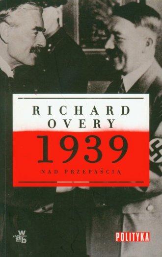 1939. Nad przepaścią - okładka książki