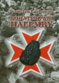 Bohaterowie Halemby - okładka książki