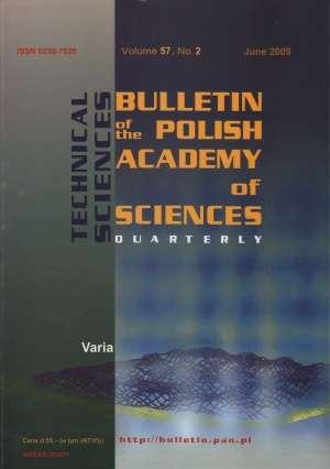 Bulletin of the Polish Academy - okładka książki