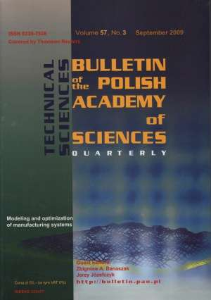 Bulletin of the Polish Academy - okładka książki