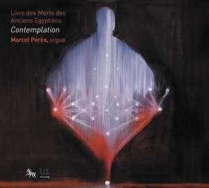 Contemplation - okładka płyty