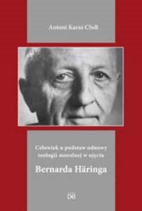 Człowiek u podstaw odnowy teologii - okładka książki