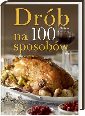 Drób na 100 sposobów - okładka książki