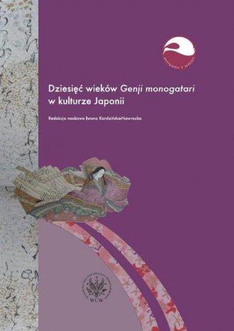 Dziesięć wieków Genji monogatari - okładka książki