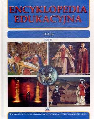 Encyklopedia edukacyjna. Tom 41. - okładka książki