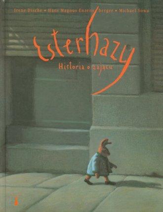 Esterhazy. Historia o zającu - okładka książki