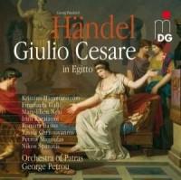 Giulio Cesare in Egitto (3 CD) - okładka płyty